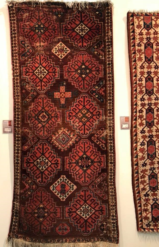 Central Asian carpet ICOC Washington DC 2018
