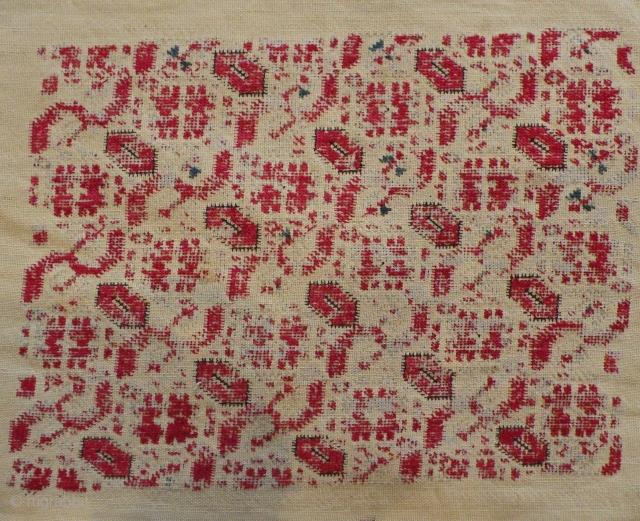 European Textile, 35x94 cm