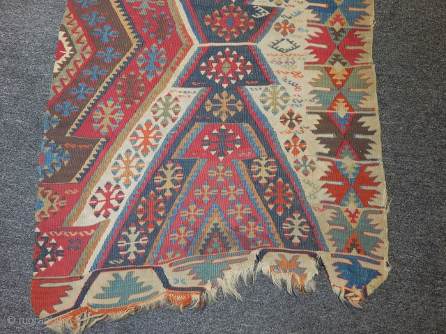 Old South East Anatolian Kilim