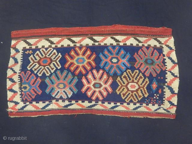 Old Sahsavan Kilim Mafrash