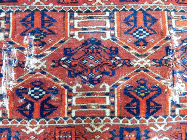 Antique Turkmen Tekke Torba  size.40x88cm