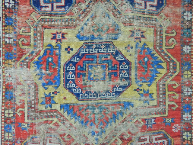 Antique Dagıstan Rug