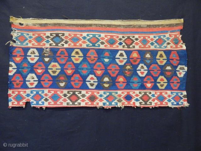 Old Sahsavan Kilim Panel