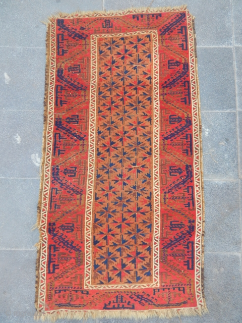 Old Baluch Rug