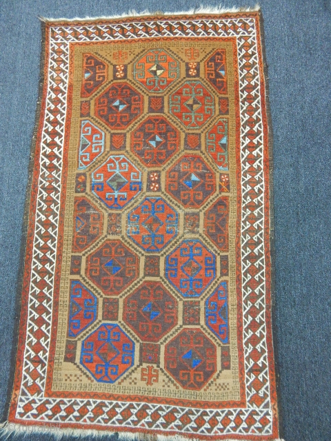 Antique Baluch Rug  size.152x90cm