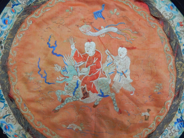 Old Chinese Textile