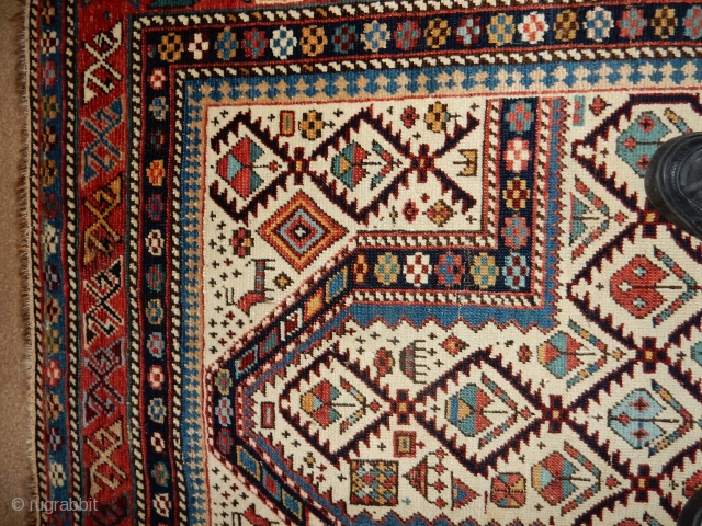 ESTATE DAGESTAN WITH EXCELLENT + PILE - NO REPAIRS, NO REPILING , ORIGINAL CONDITION