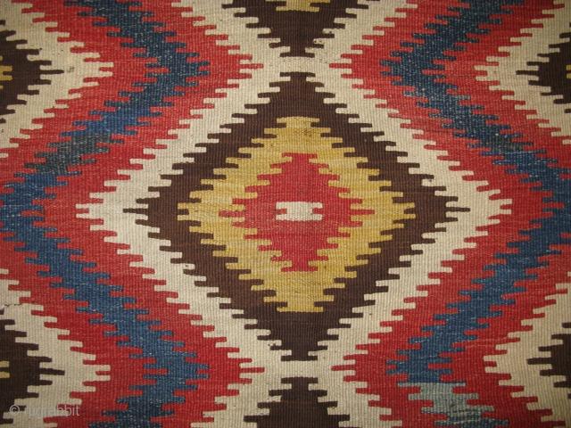 Anatolian Tauros kilim mid of 19.cantury 107x85