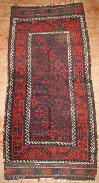 3796-Beludch carpet 155x87