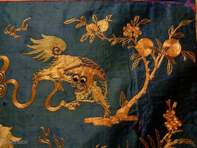 19th Century Early Chinese Textile