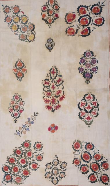 Antique Suzani size 160x226 cm