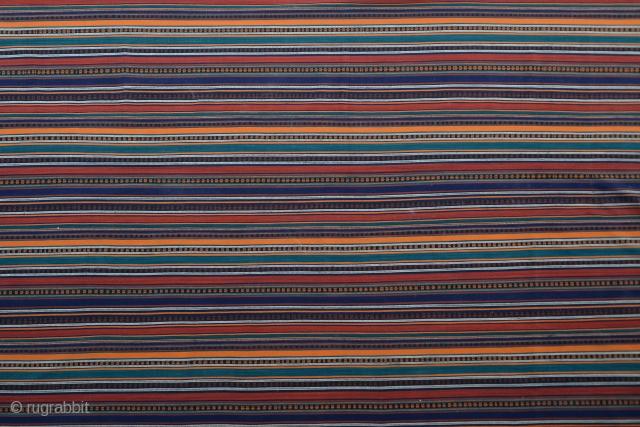 "Early 20th Century,Sahsevan Silk Cecim Size:180 x 259 Cm         5'11""x 8'6"""
