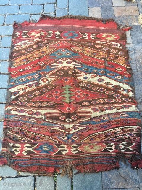 South-East Anatolian Mut or Ermenek kilim.