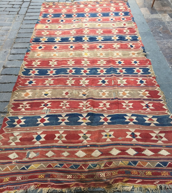 South-West Antalya kilim.150x330