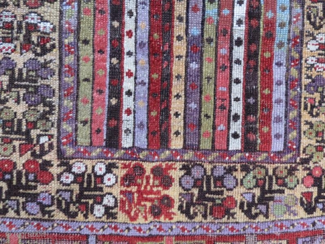 Antique anatolian mucur yastik 70 x 54 cm