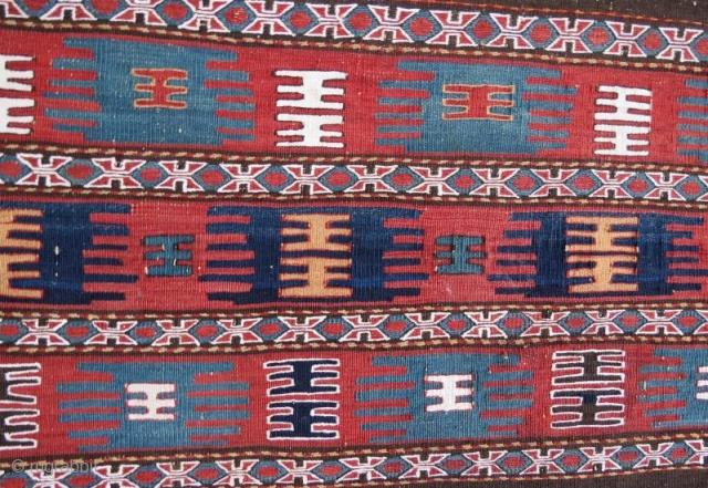 Shasavan Mafrash kilim ,147 x 110 cm . www.eymen.com.tr