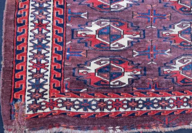 Yamut chuval ,118 x 70 cm
