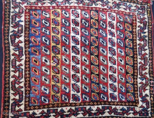 Pair of Qashgai bag face,60 x 55 cm . www.eymen.com.tr