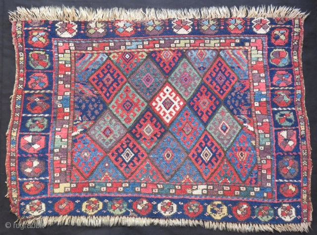 Antique Persian Jaf Size.104x72cm