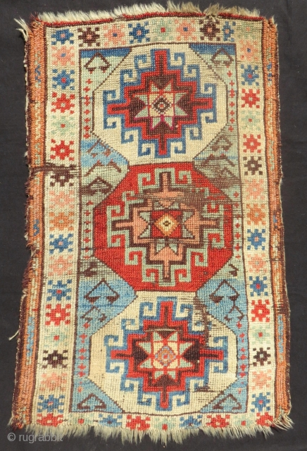 Mid 19th Century East Anatolian Malatya Yastık Size.80x50cm
