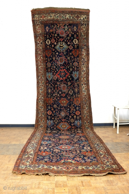 Bidjar Harshang design. 