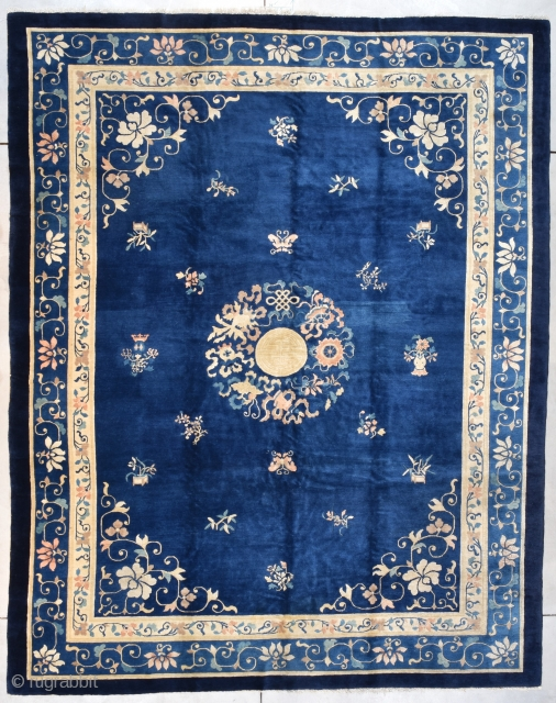 #7721 Peking Chinese Rug