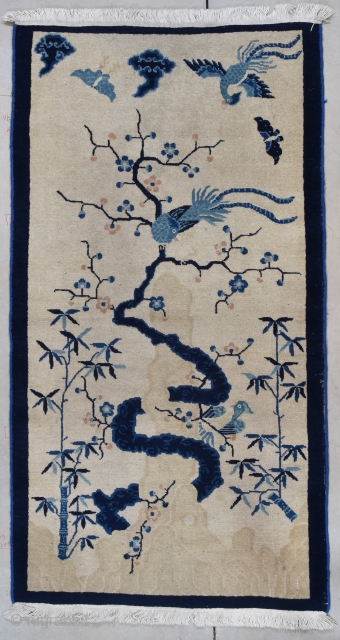 #7743 Peking Chinese Rug