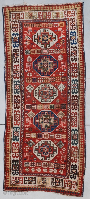 #7538 Akstava antique Rug