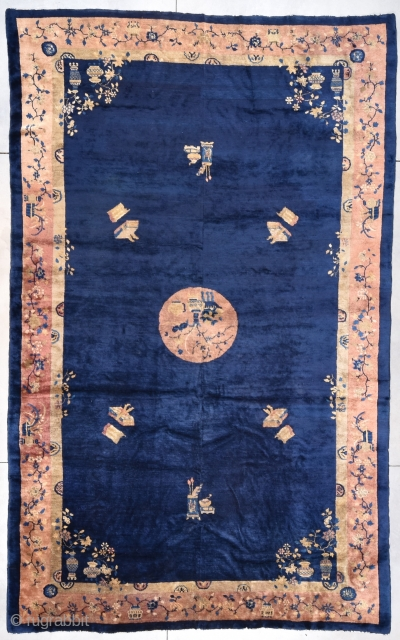 #7700 Peking Chinese Rug