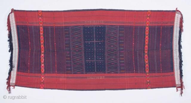 Batak Ulos, Indonesia 98 x 197 cm / 3'2'' x 6'5''