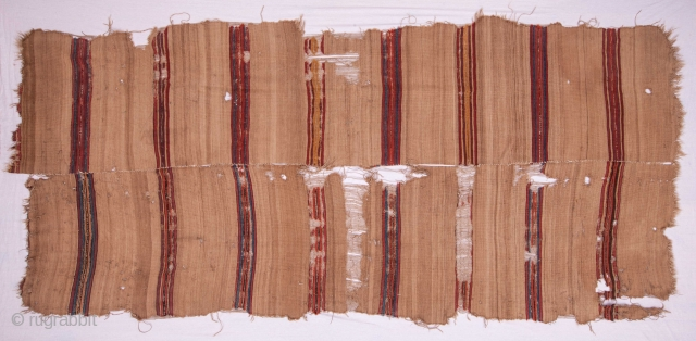 Central Anatolian Kilim 145 x 317 cm / 4'9'' x 10'4''
