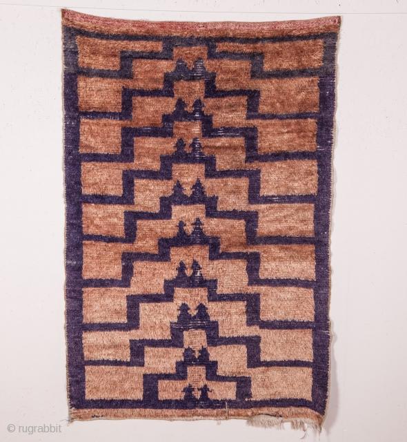 Central Anatolian Tulu Rug 130 x 180 cm / 4'3'' x 5'10''