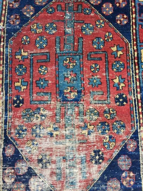 Shahsavan Fragmand size 310x110cm