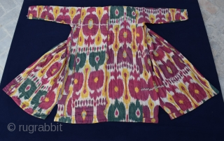 Bukhara Ikat Chapan/Coat