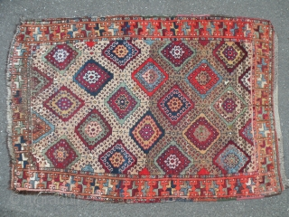 Antique East Anatolian rug 112x160 cm