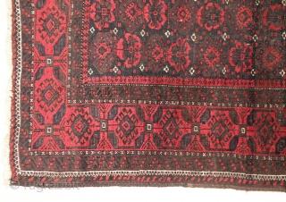 Antique Baluch rug 106x181 cm