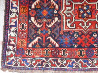 Antique Qashqaii Bag Face  size.56x78cm