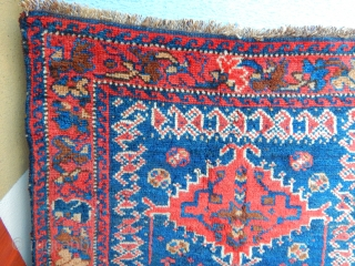 Antique Avsar Bagface  size.48x60cm