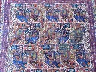 Old Qashqaii Rug