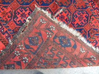Antique Baluch Rug  size.190x110cm