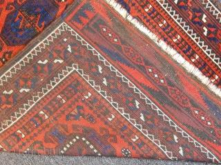 Wonderfull Baluch Rug  size.130x80cm