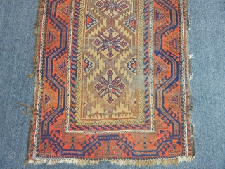 Old Baluch Rug  size.150x87cm