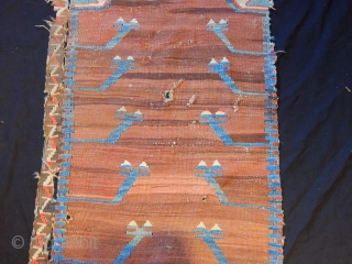 Antique Konya Ladik Kilim Fragment