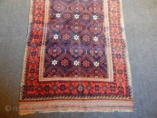 Antique Baluch Rug  size.245x107cm