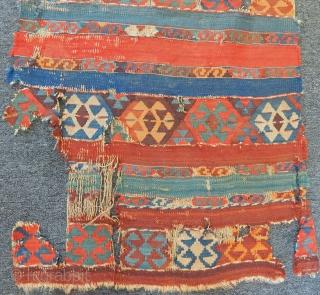 Antique east Anatolian Kilim fragment  Size:270x70cm