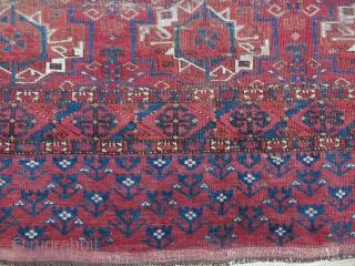 Old Türkmen Ersari Chuval