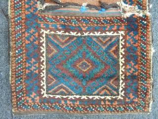 Antique Baluch Sadllebag