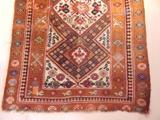 Antique Sahsavan Runner