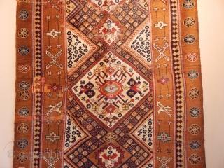 Antique Sahsavan Runner