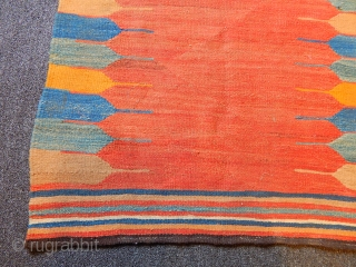 Old Persian Sofra Kilim